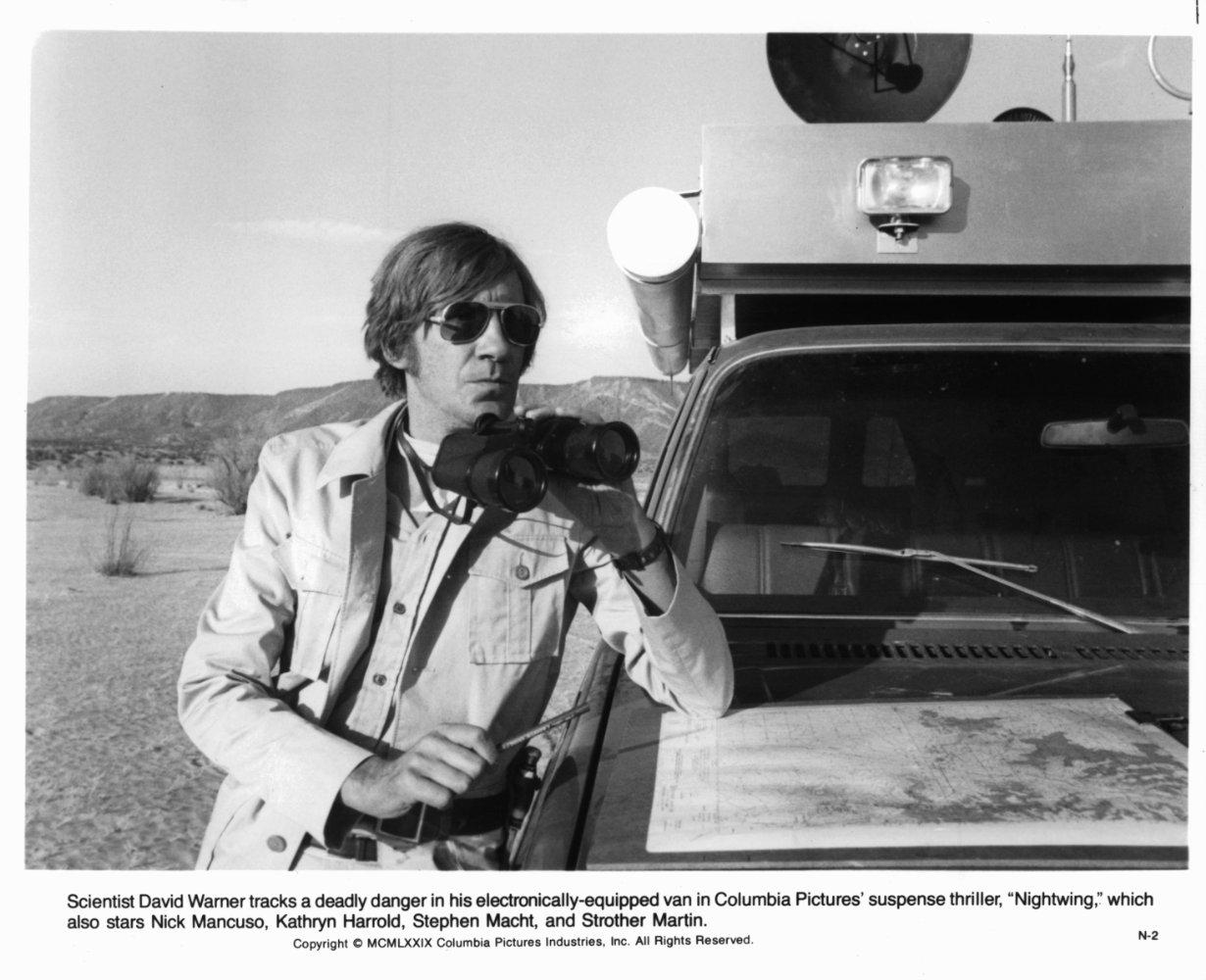 foto David Warner (born 1941)