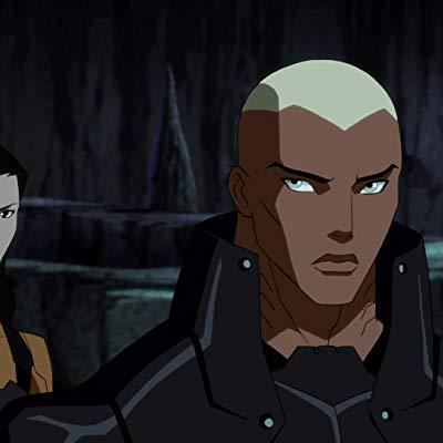 Kaldur'ahm, Aqualad, Black Manta, Jefferson Pierce, Black Lightning, Brick, Daniel Brickwell, Aquaman, Bialyan Soldier #1, NYPD...