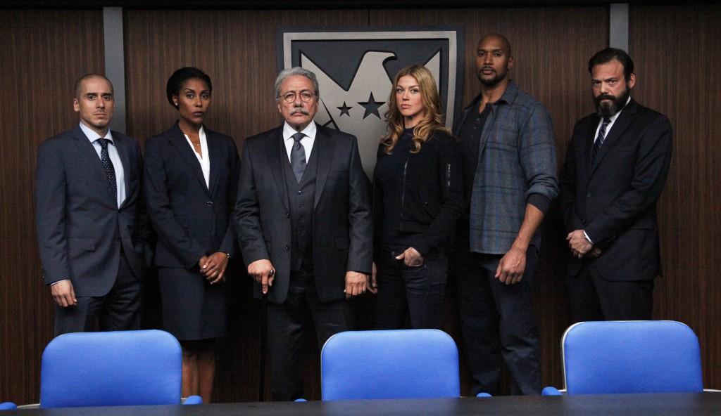 Agent Calderon