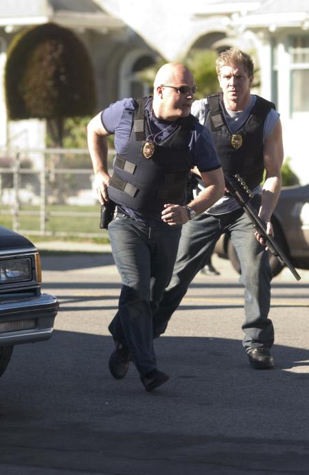 Detective Curtis Lemansky