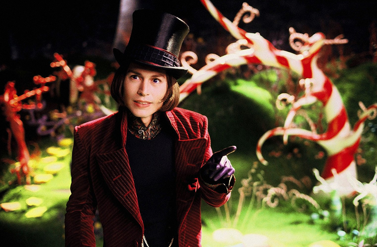 Watch Movies And Tv Shows With Character Willy Wonka For Free List