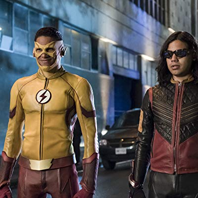 Wally West, Kid Flash