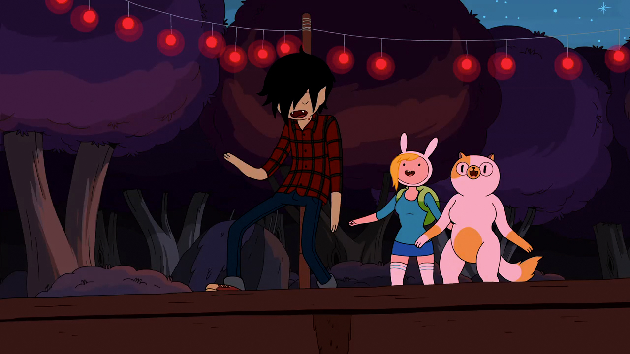 Watch Movies and TV Shows with character Fionna for free