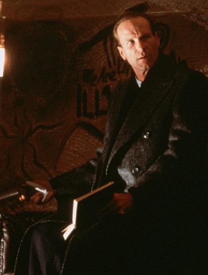 Inspector Frank Bumstead