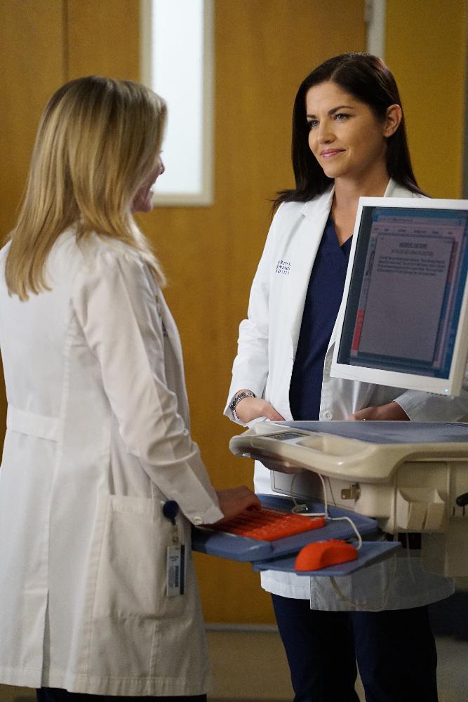Dr. Arizona Robbins