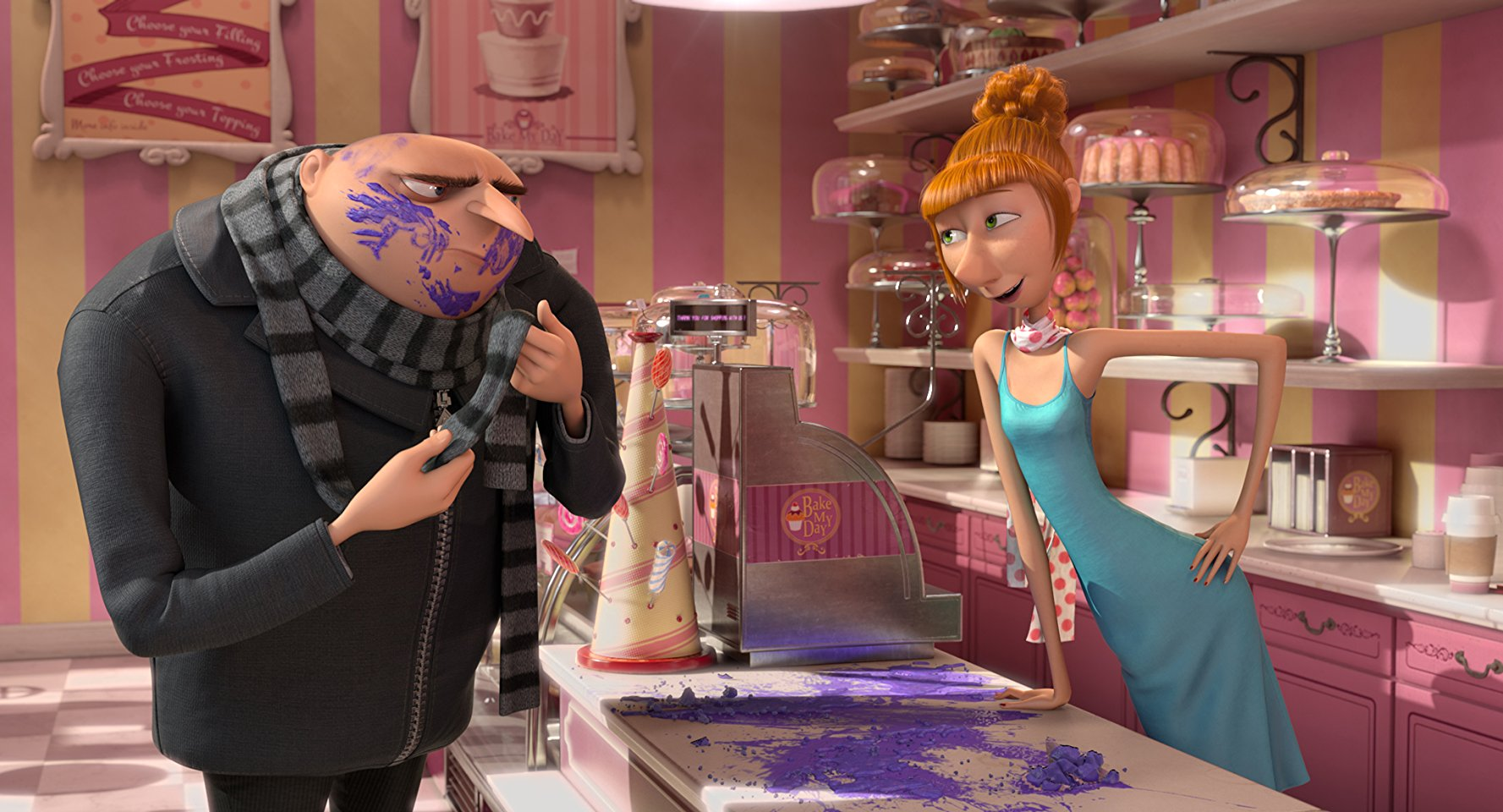 Fotos de lucy wilde Watch Movies And Tv Shows With Character Lucy Wilde For Free List Of Movies Despicable Me 3 Despicable Me 2