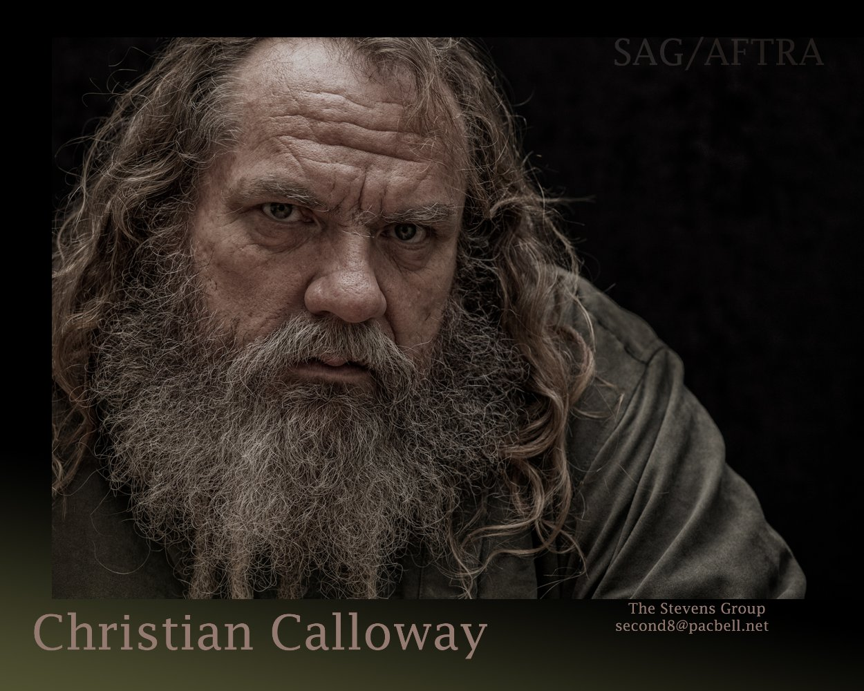 Christian Calloway