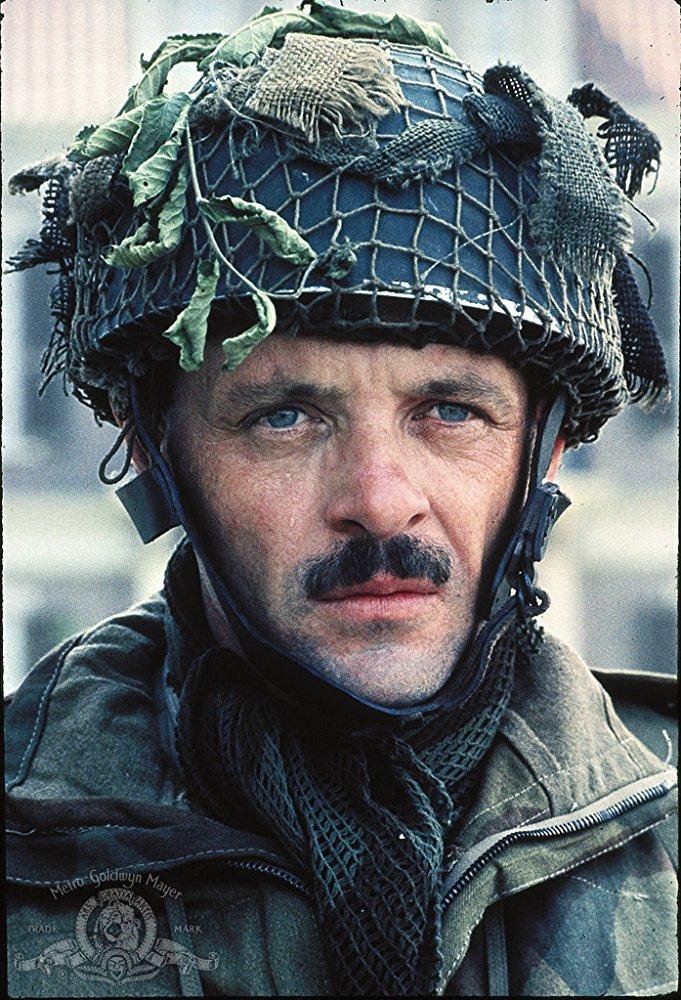 Lieutenant Colonel Frost