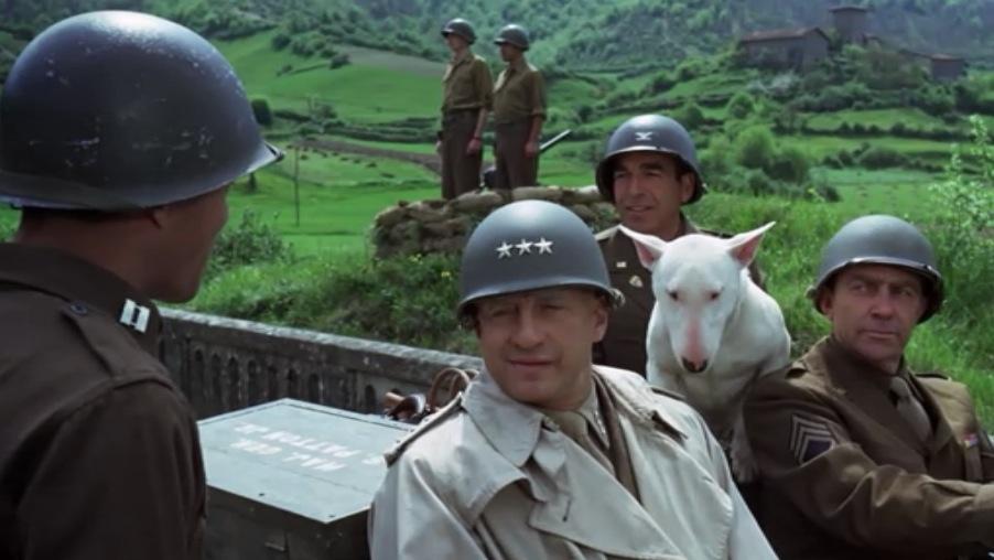 General Patton's Driver