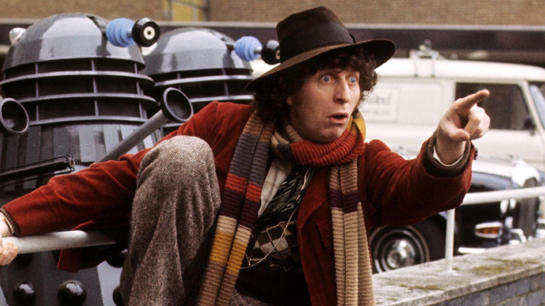 pictures Tom Baker (born 1934)