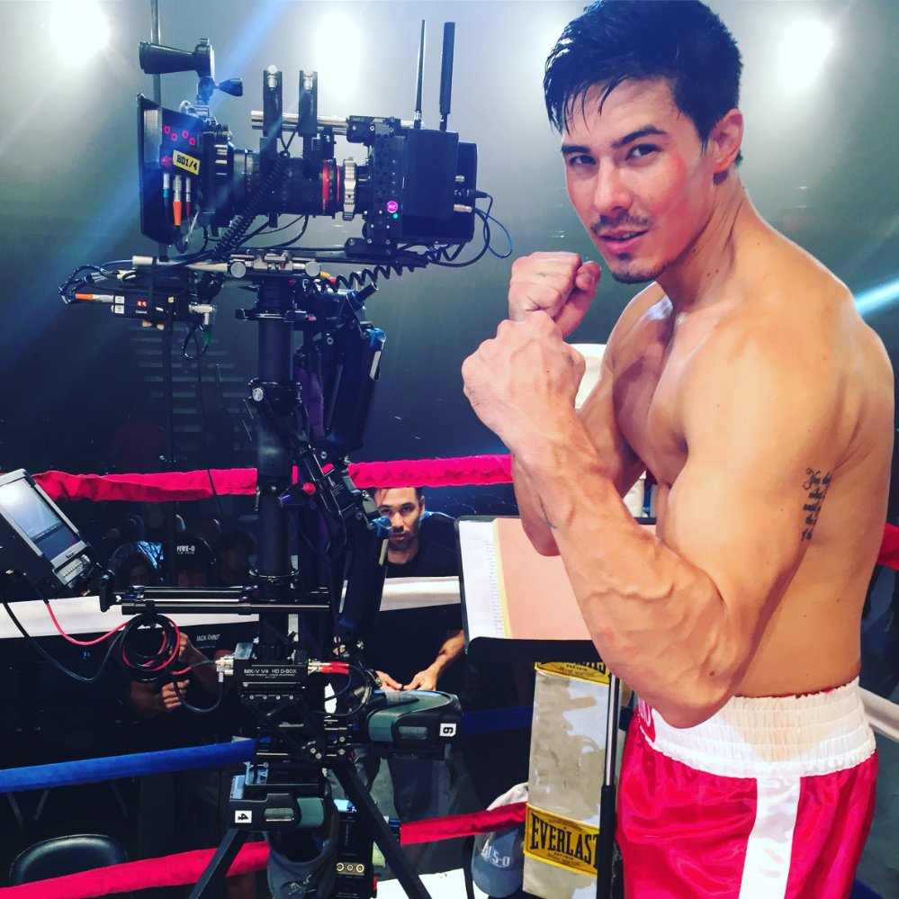 All About Celebrity Lewis Tan! Birthday: 4 February 1987