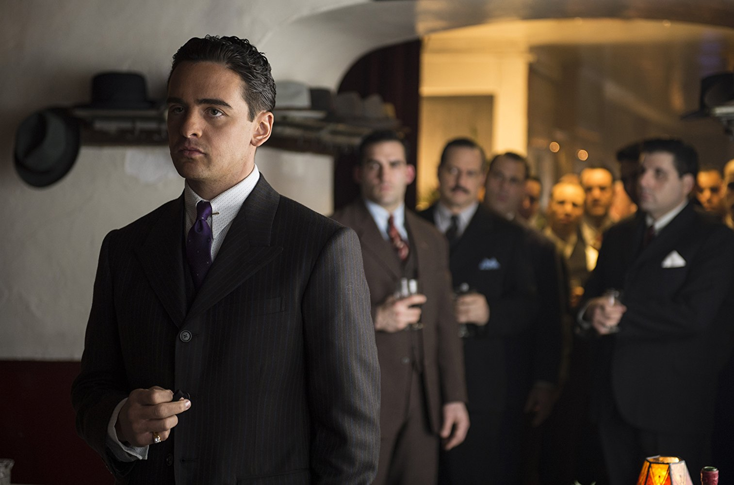 Charlie 'Lucky' Luciano