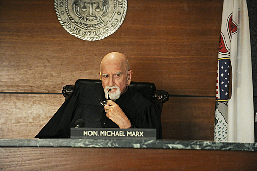 Judge Michael Marx
