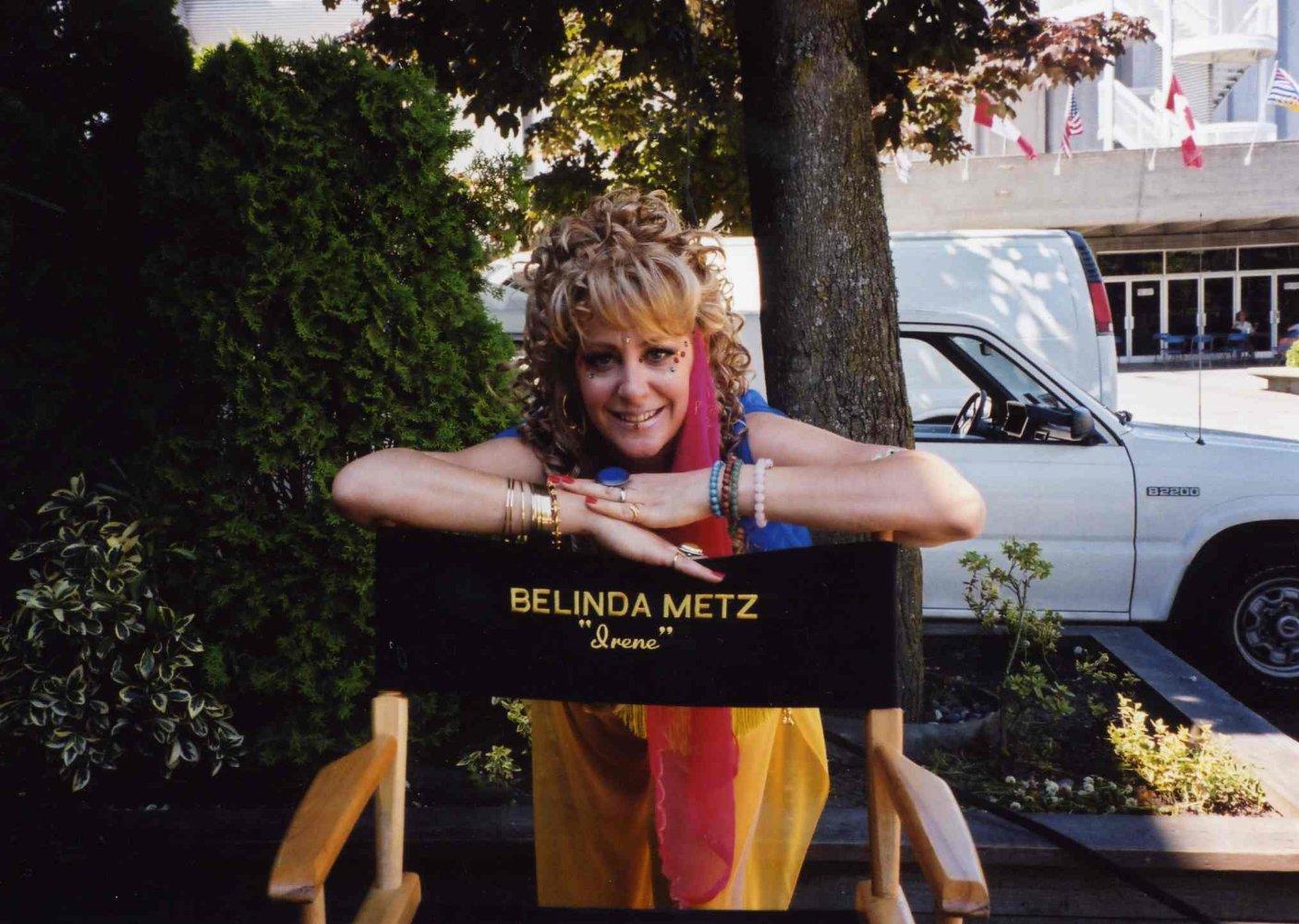 picture Belinda Metz