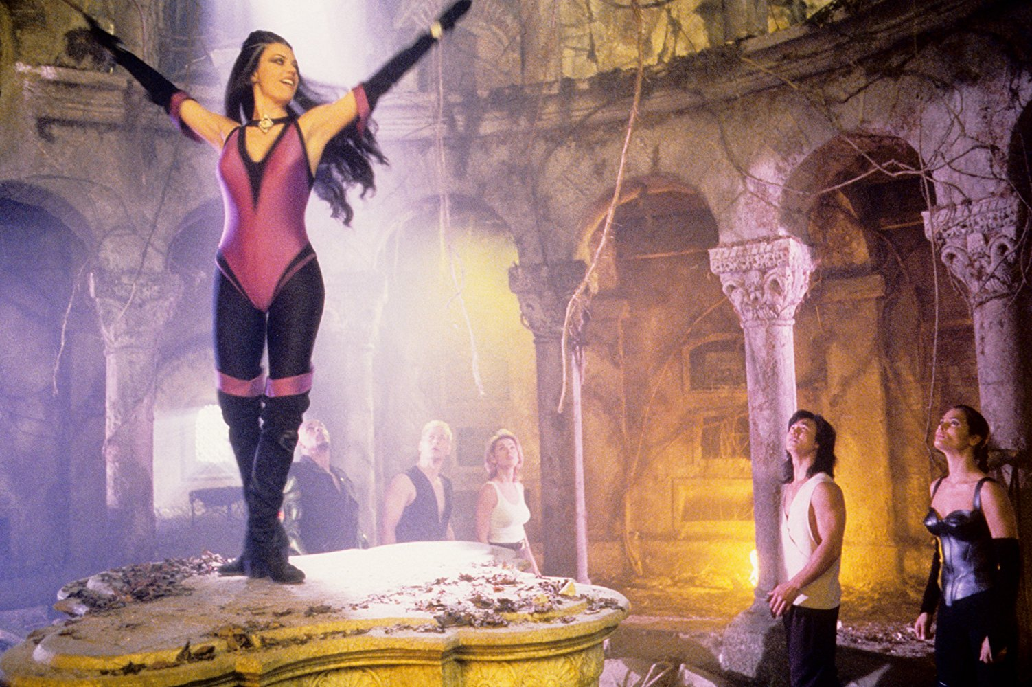 Watch Movies And Tv Shows With Character Queen Sindel For Free