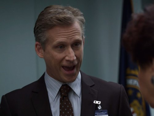 FBI Special Agent Hayes Flynn