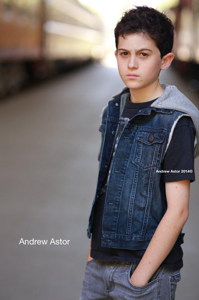 Andrew Astor