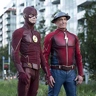 Henry Allen, Jay Garrick, The Flash, Dr. Henry Allen