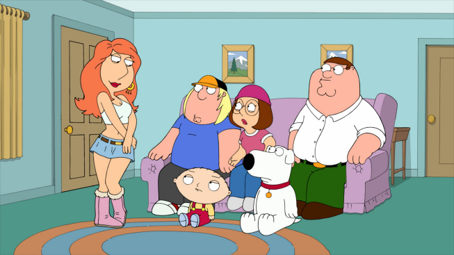 Watch Movies and TV Shows with character Meg Griffin for