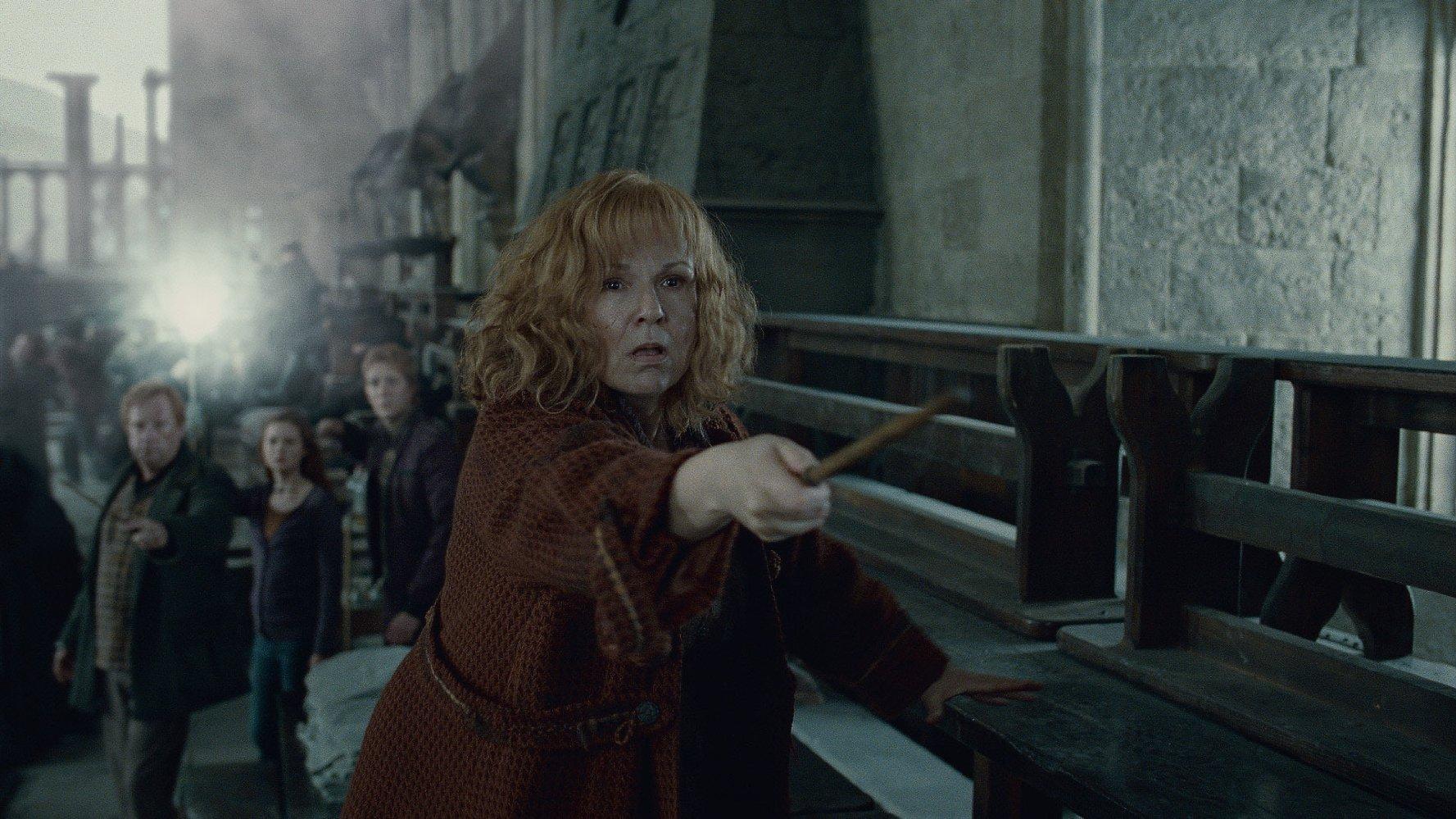 Mrs. Molly Weasley