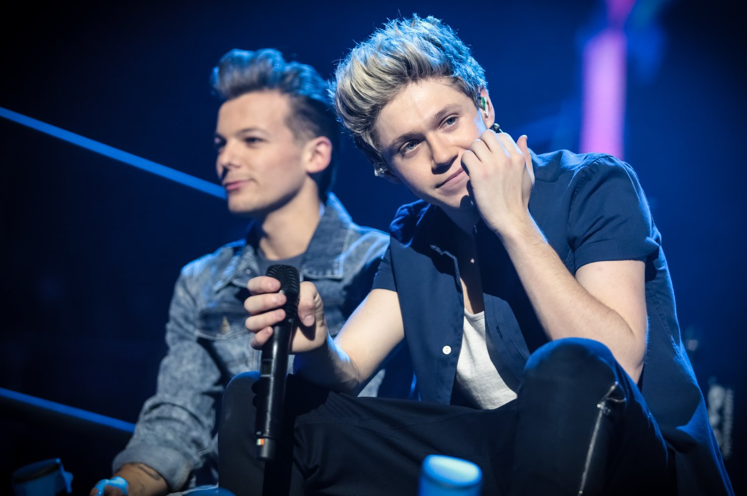 Louis And Niall 2013