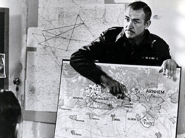 Major General Urquhart