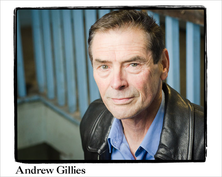 Andrew Gillies