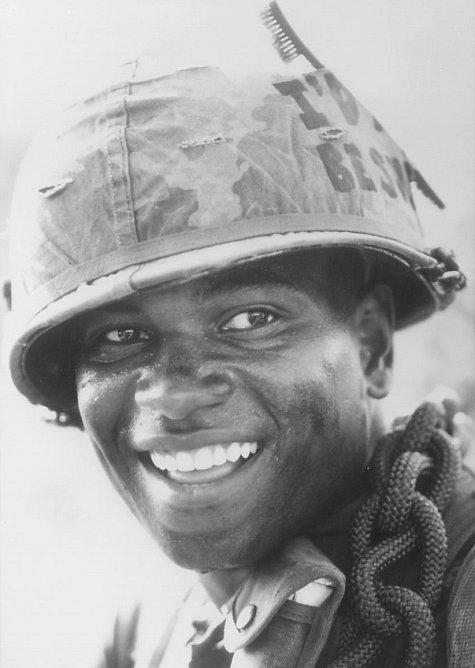 Pvt. Benjamin Buford 'Bubba' Blue