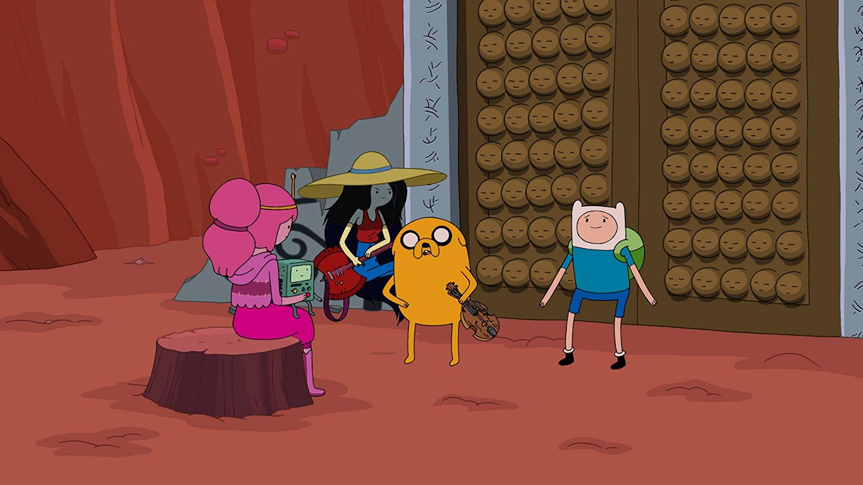 adventure time season 8 watch free
