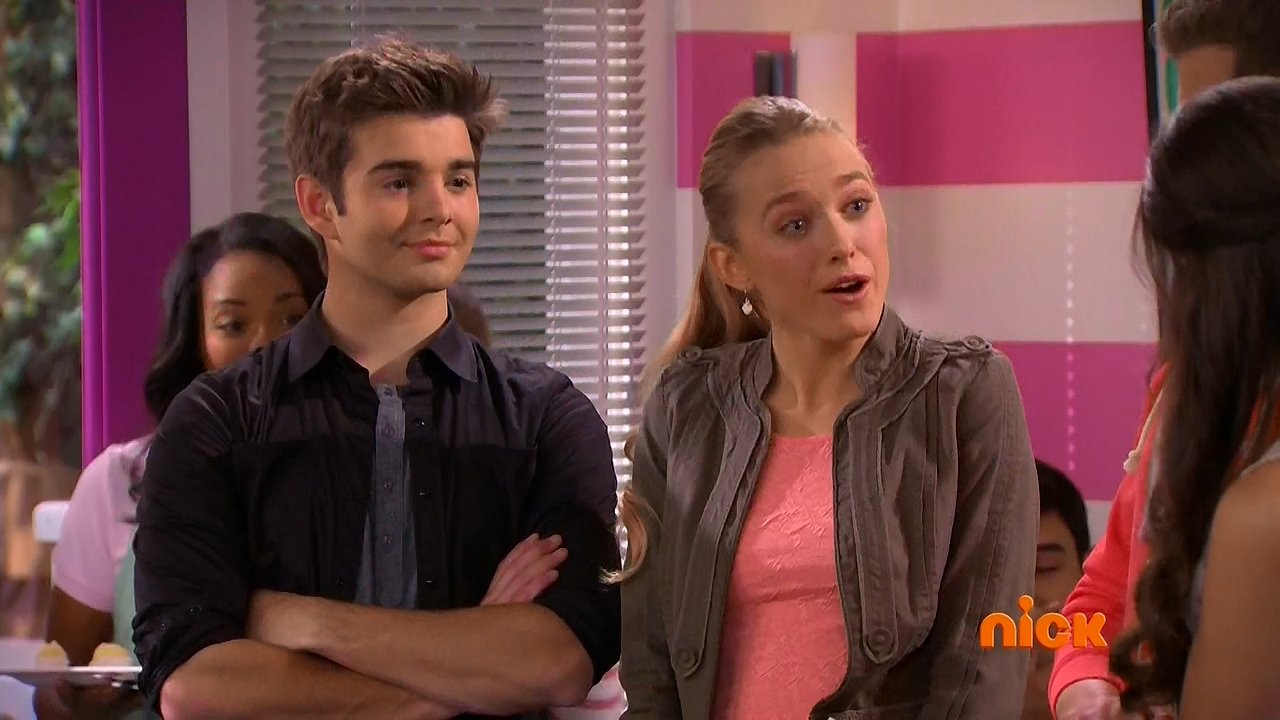 maxs girlfriend from the thundermans