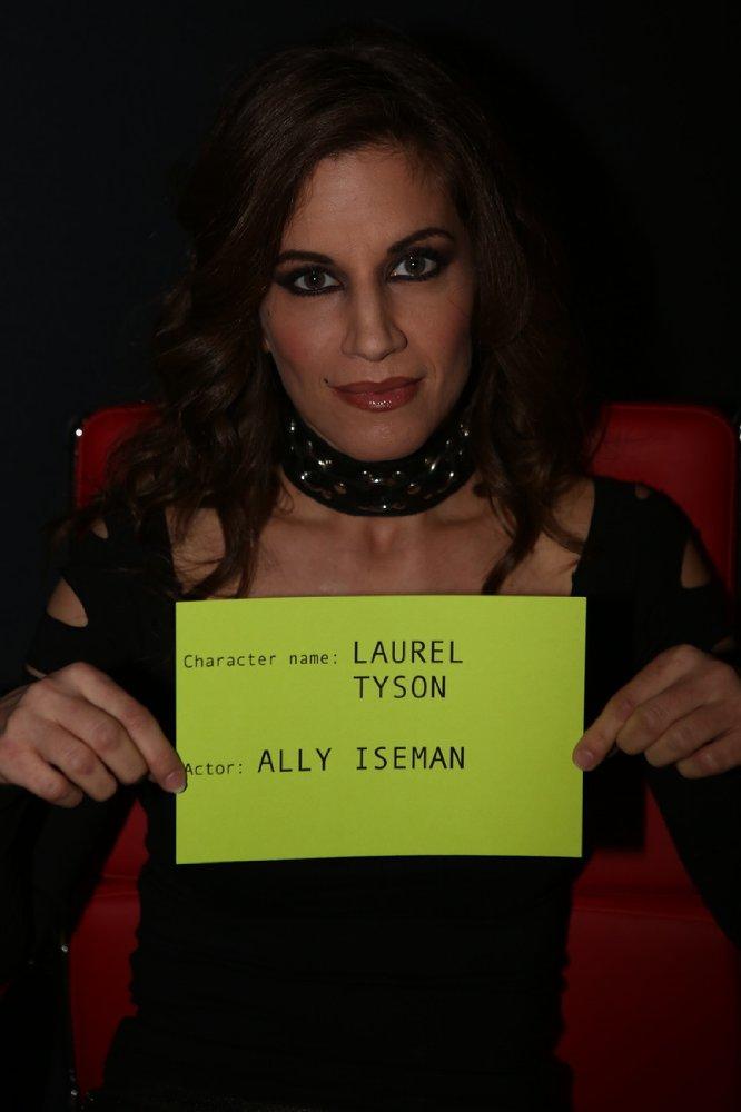 Ally Iseman
