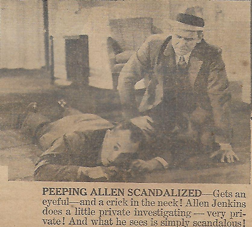 Allen Jenkins
