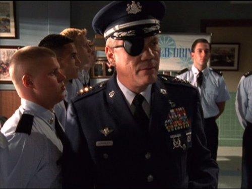 Commandant Edwin Spangler