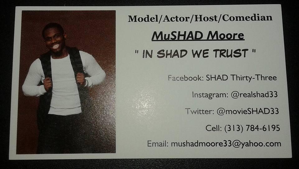 Mushad Moore