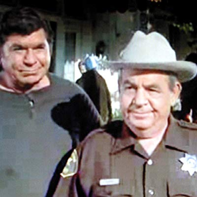 Sheriff Amos Tupper
