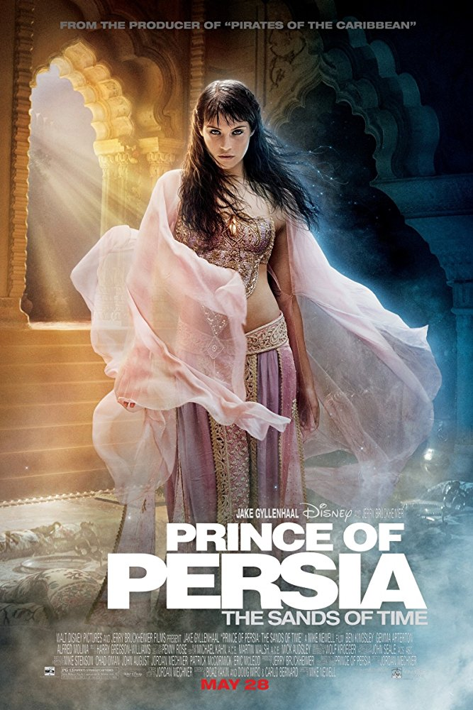Watch Movies And Tv Shows With Character Tamina For Free List Of Movies Prince Of Persia The Sands Of Time
