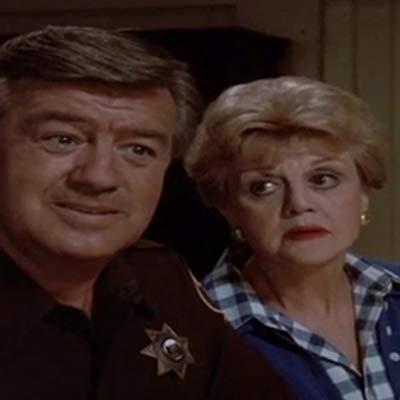 Sheriff Mort Metzger, Lt. Meyer, Marty Giles