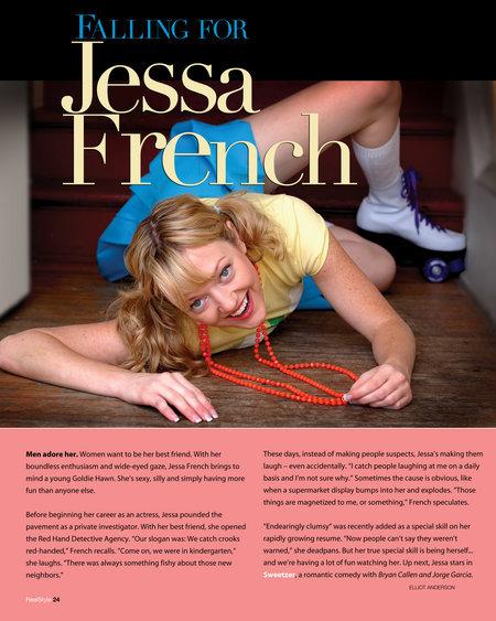 Jessa French