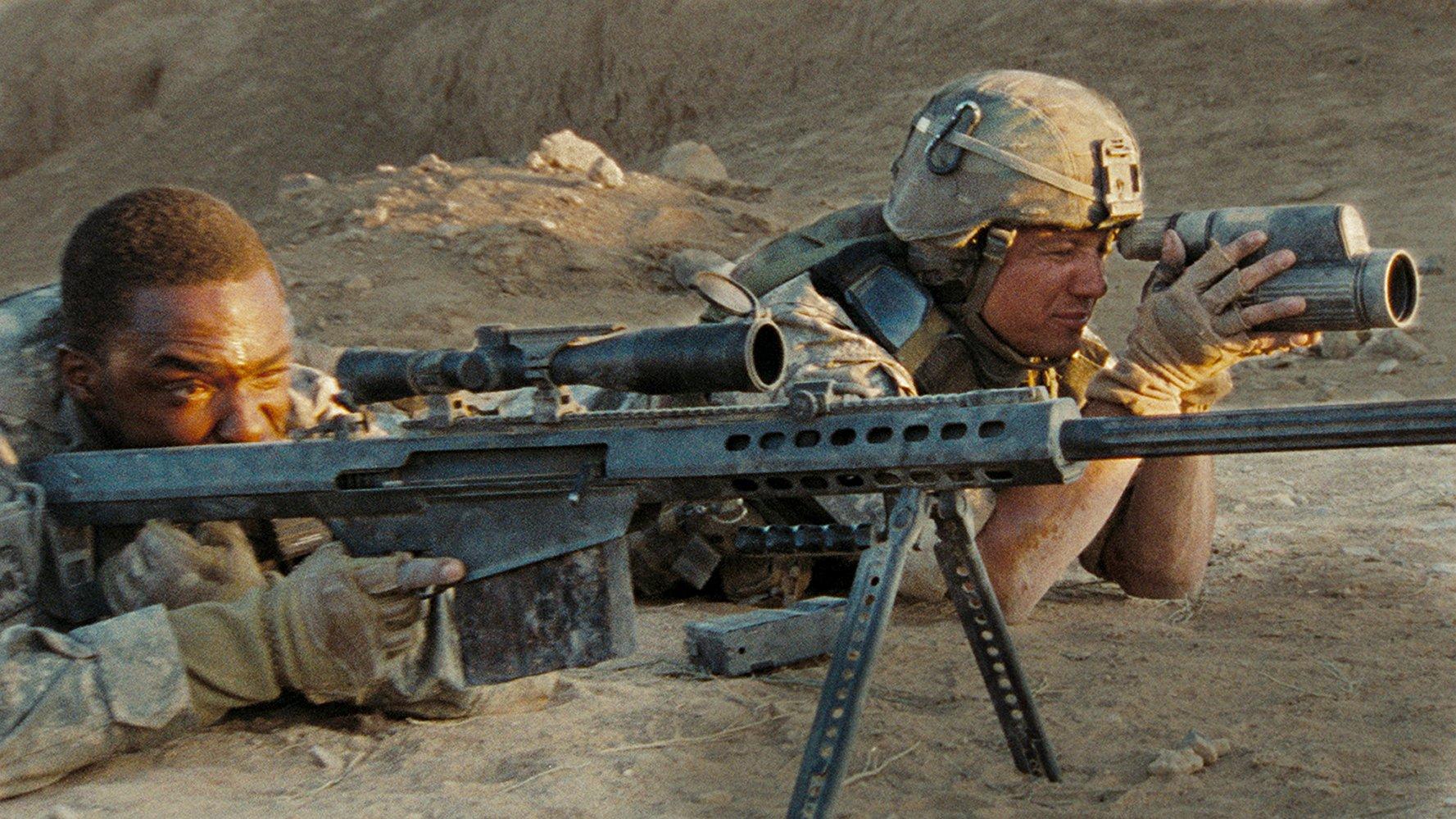 Sergeant JT Sanborn