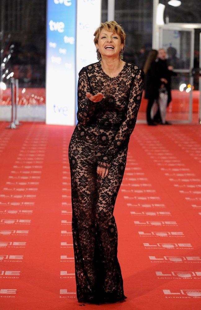 All about celebrity Najwa Nimri! Birthday: 14 February 1972