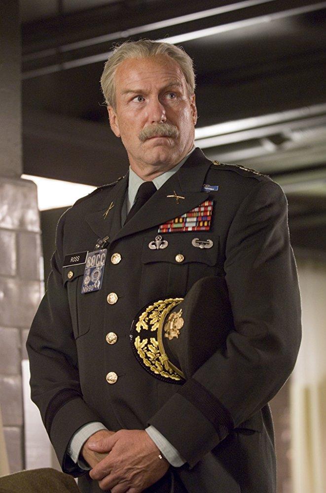 Gen. Thaddeus 'Thunderbolt' Ross