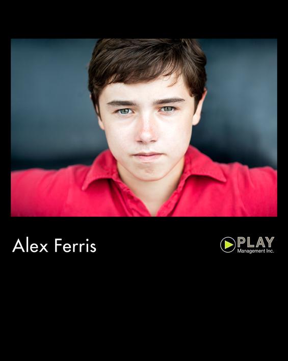 Alex Ferris