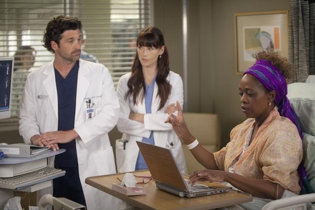 Dr. Lexie Grey