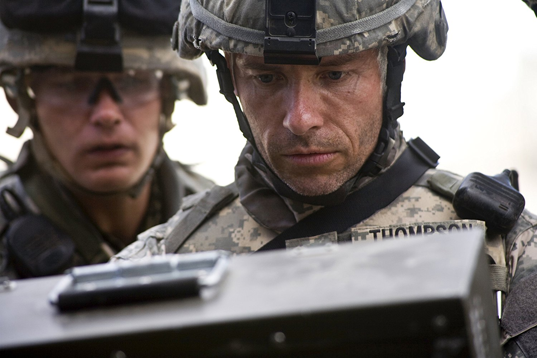 Staff Sergeant Matt Thompson