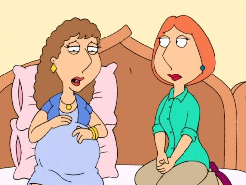 Watch Movies And Tv Shows With Character Carol Pewterschmidt For Free List Of Movies Family Guy Season 10 Family Guy Season 9