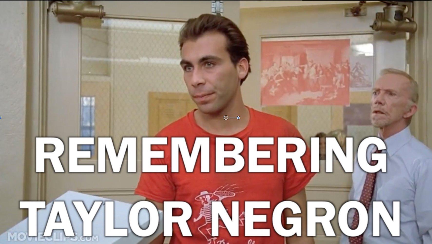 Taylor Negron