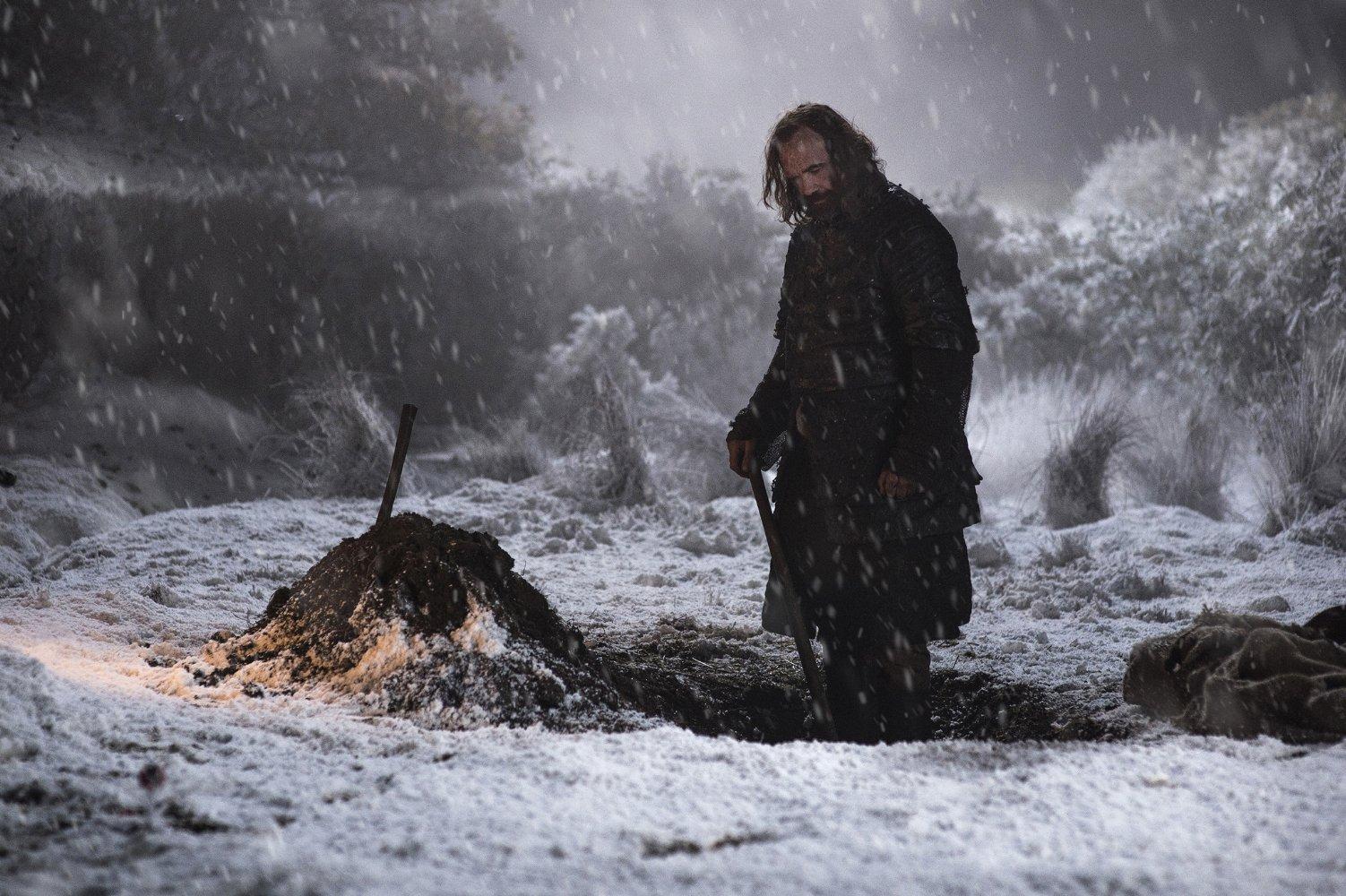 Sandor 'The Hound' Clegane