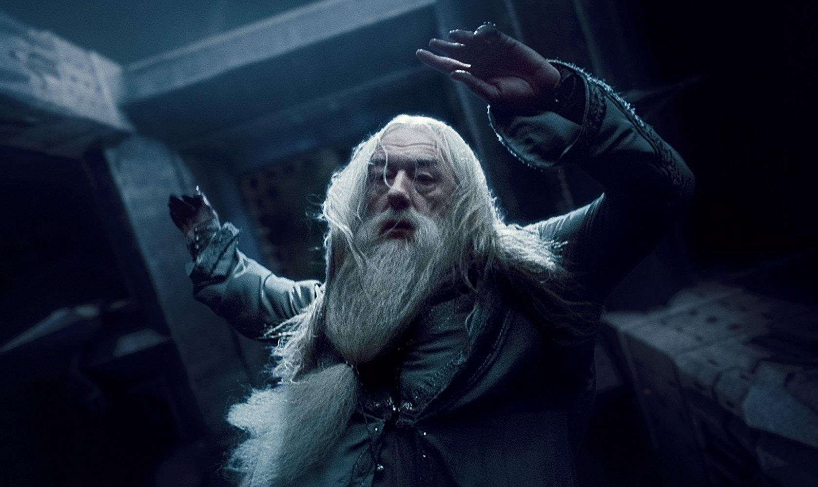 Professor Albus Dumbledore