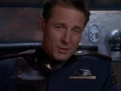 Capt. John Sheridan