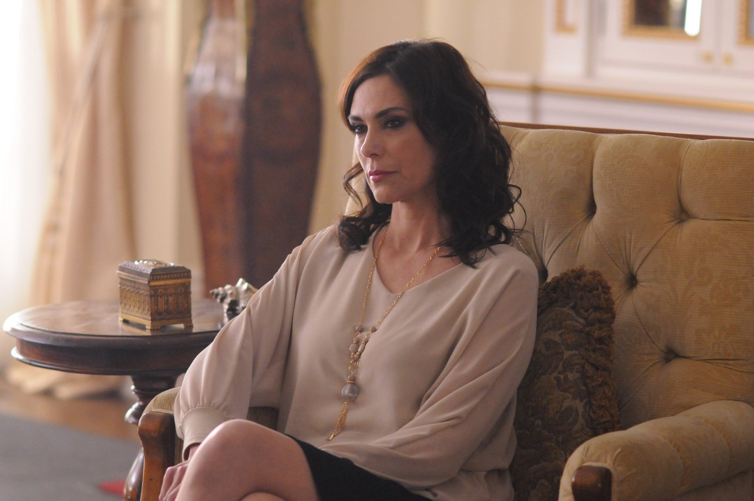 All about celebrity Michelle Forbes! Birthday: 8 January ... Michelle Forbes Birthday